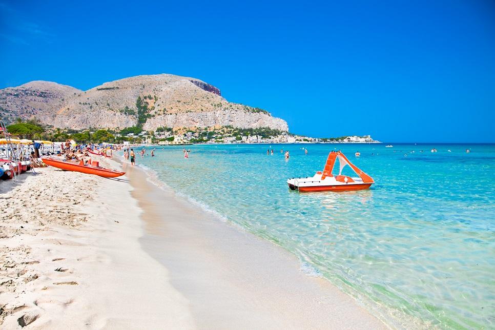 Holiday Villas Mondello Sicily