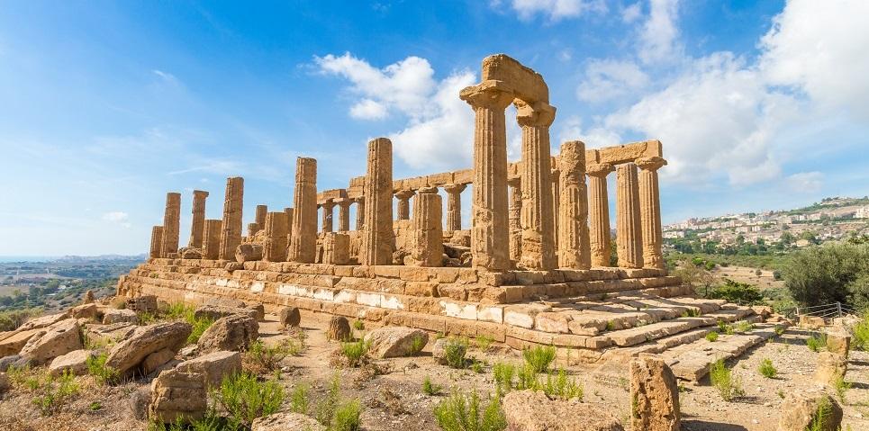 Siti archeologici in Sicilia