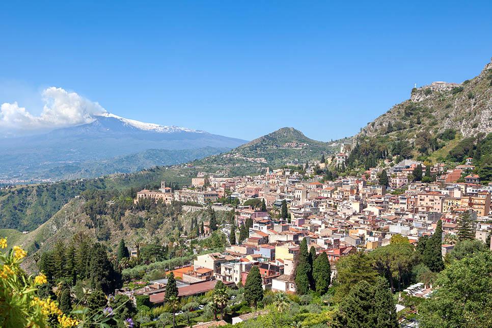 Etna Volcano Wish Sicily
