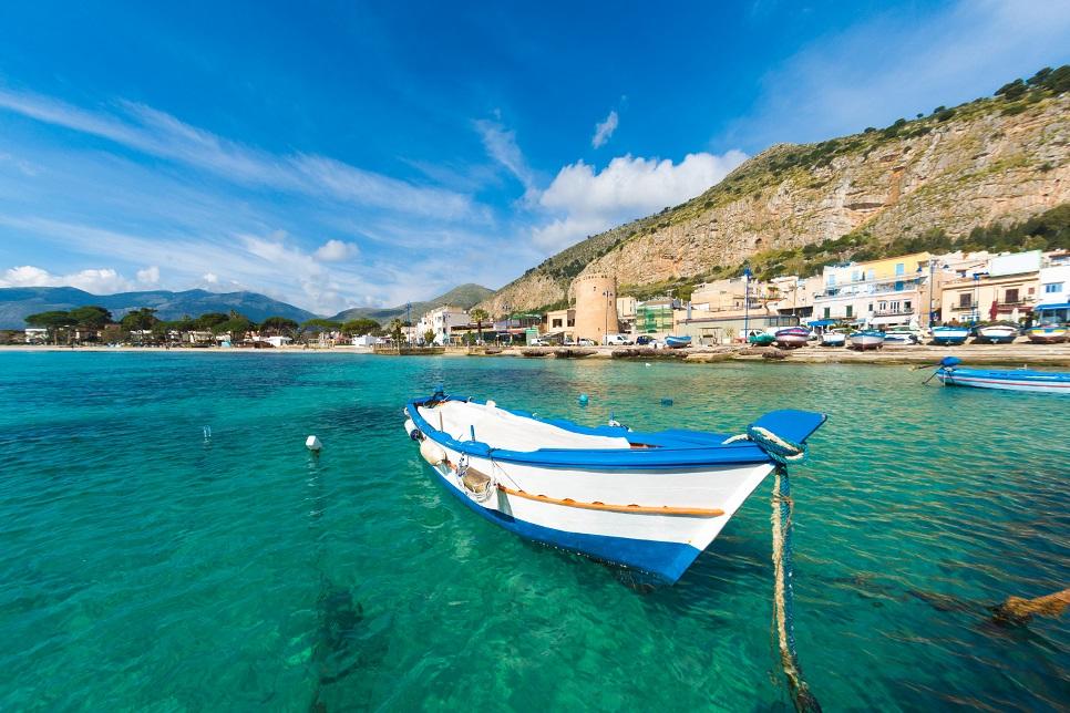 Mondello - Sicily   Wishsicily.com