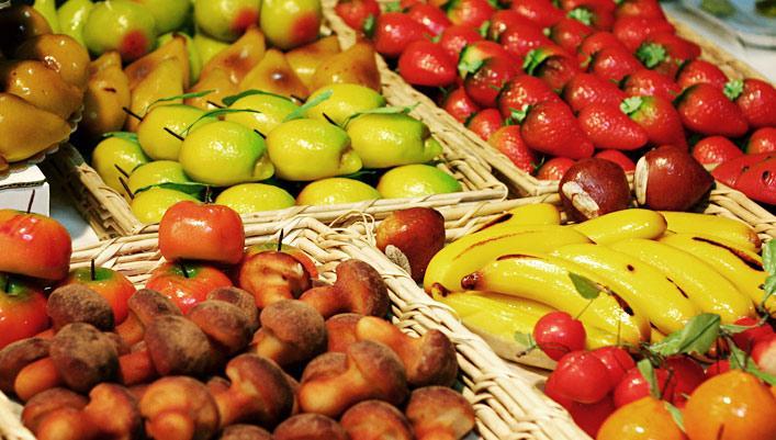 Martorana fruit