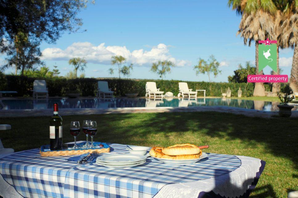 Villa Eliana Siracusa 4991