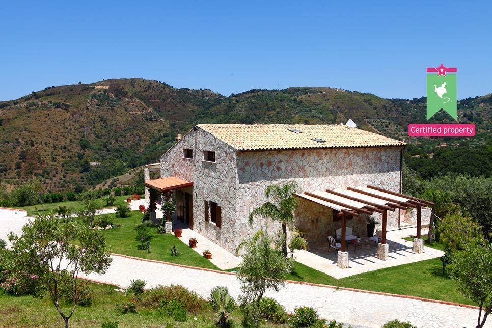 Villa Costanza Cefalu 7875
