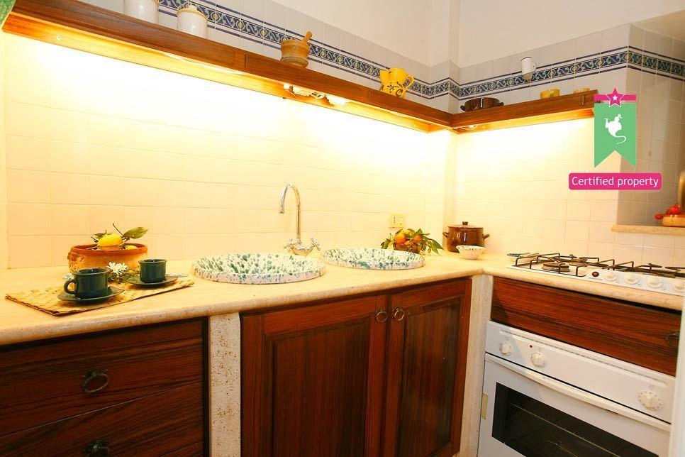 Erice house for Casa tradizionale siciliana