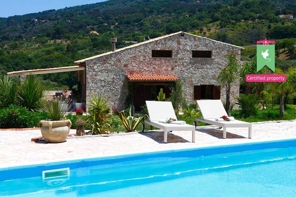 Villa Costanza Cefalu 7900