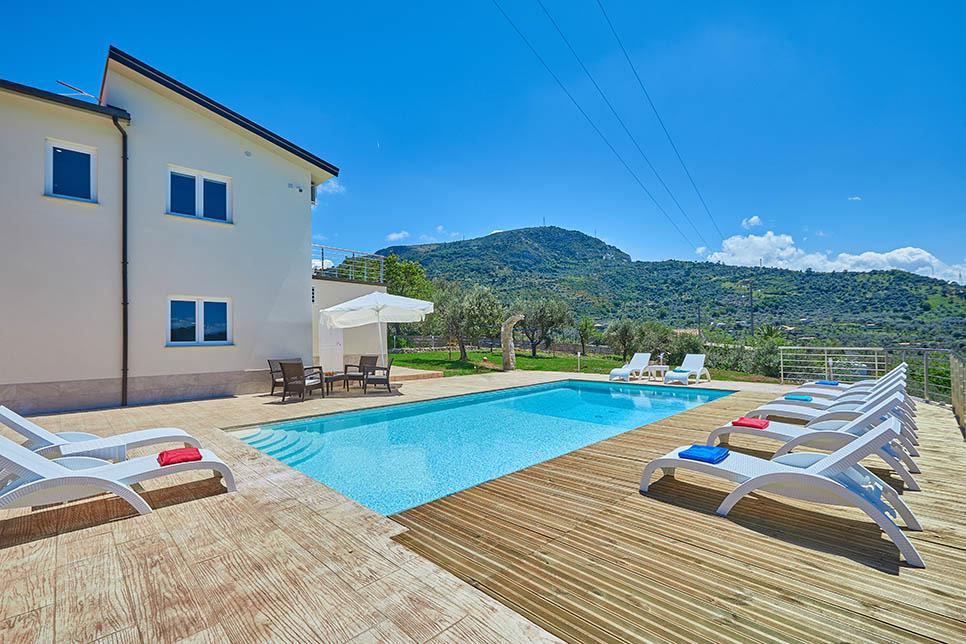 Villa Geranio Acquedolci 31406
