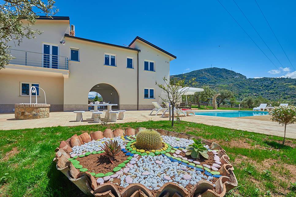Villa Geranio Acquedolci 31415