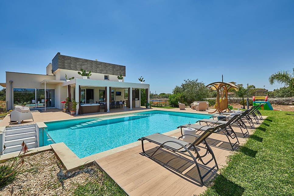 Villa Rebecca Noto 31979