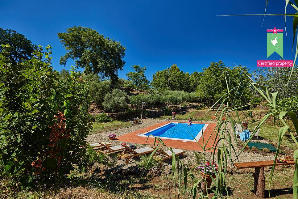 Villa Cocuzzolo Sant'Alfio 25993