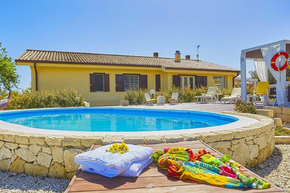 Villa Gioi Noto 27125