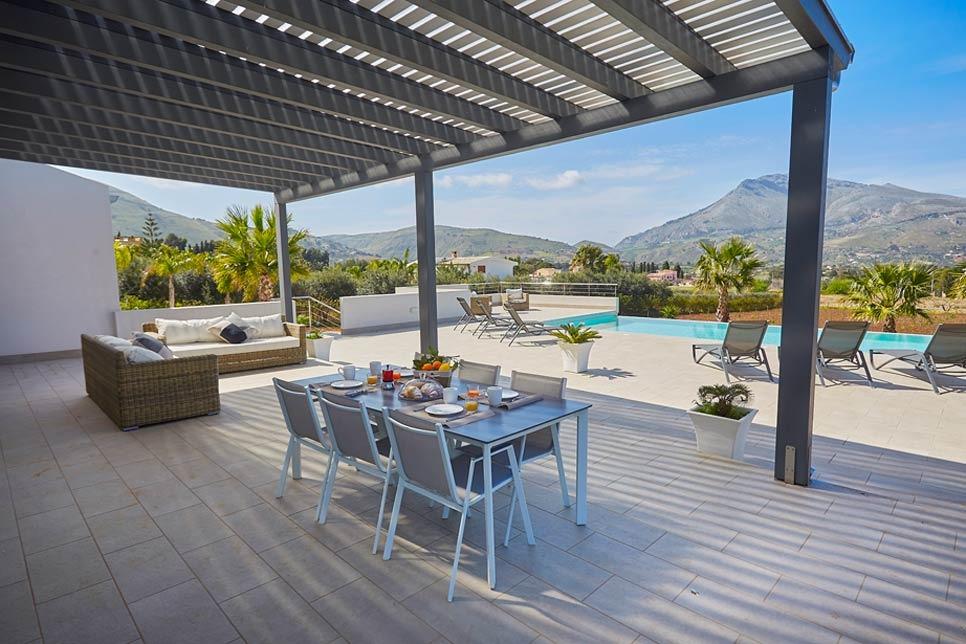 Villa Biancolilla  Scopello 31309
