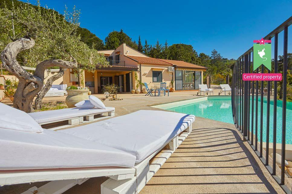 Villa Deodata  Cefalu 23988