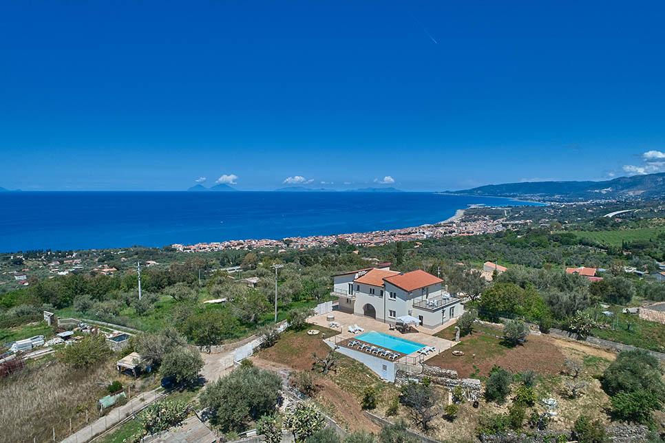 Villa Geranio Acquedolci 31443