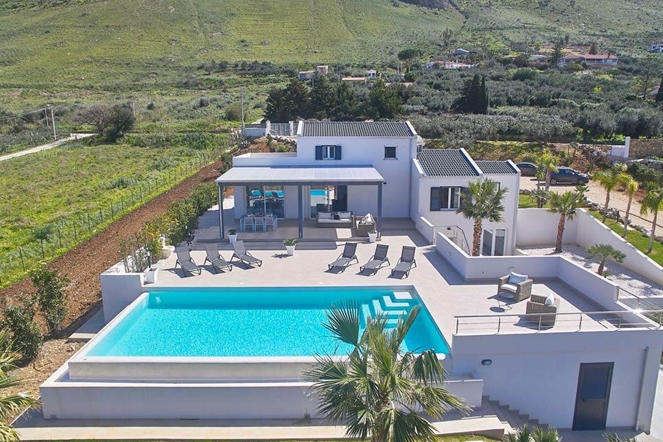 Villa Biancolilla  Scopello 31338