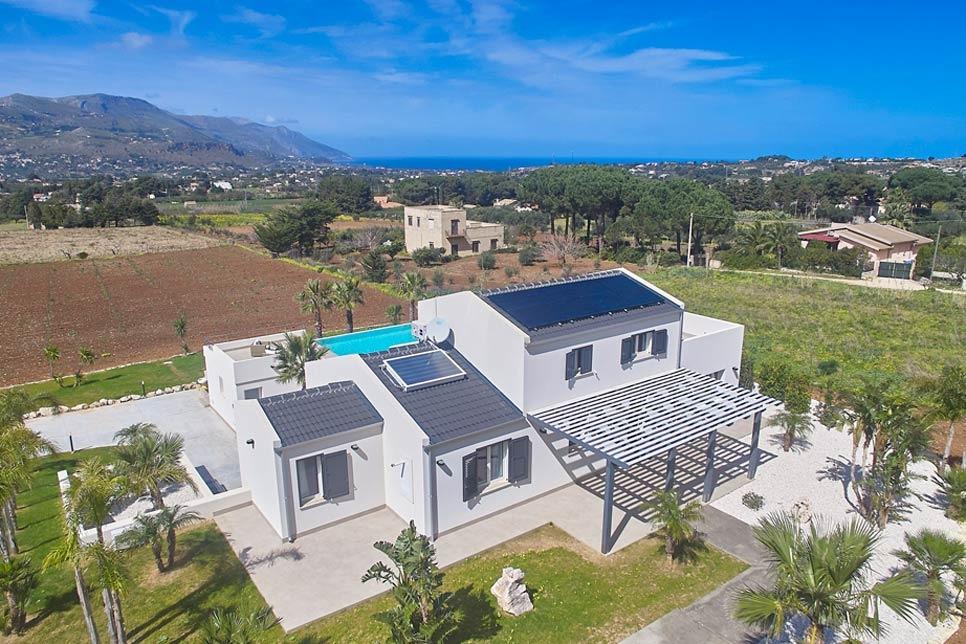 Villa Biancolilla  Scopello 31334
