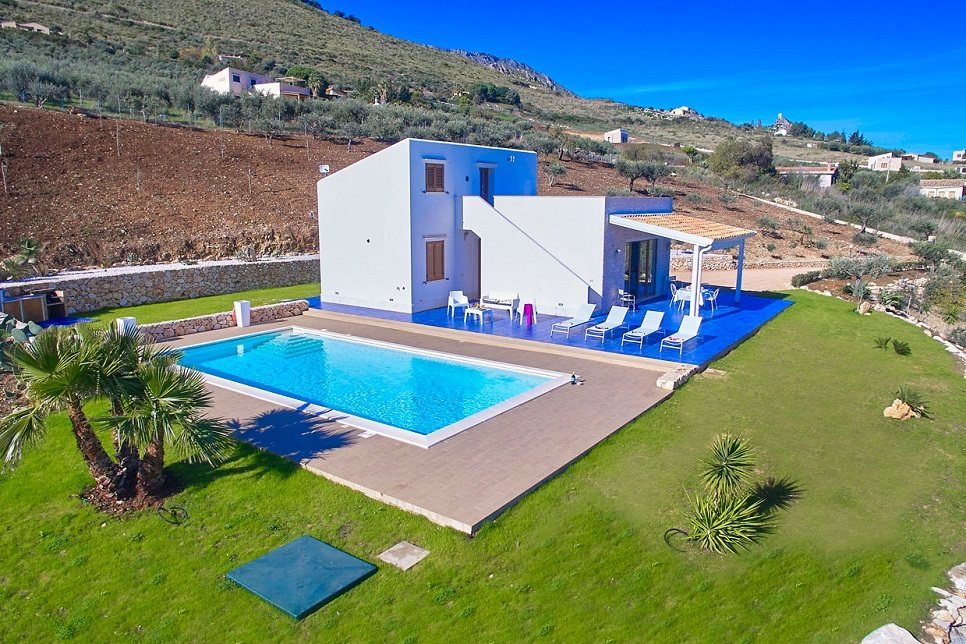 Villa Ananda Scopello 31463