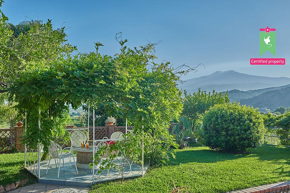 Villa Calipso Taormina 25439