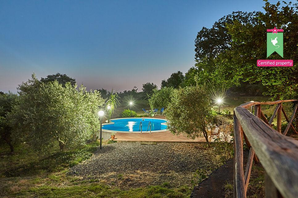 Casa Gialla & Tana Sant'Alfio 26030