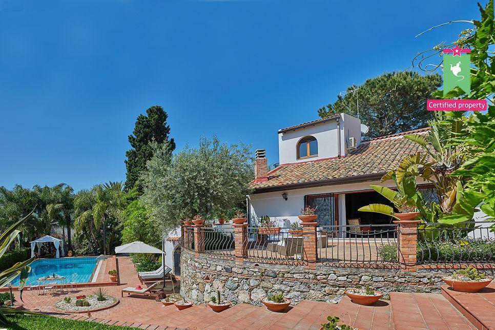 Villa Calipso Taormina 25438