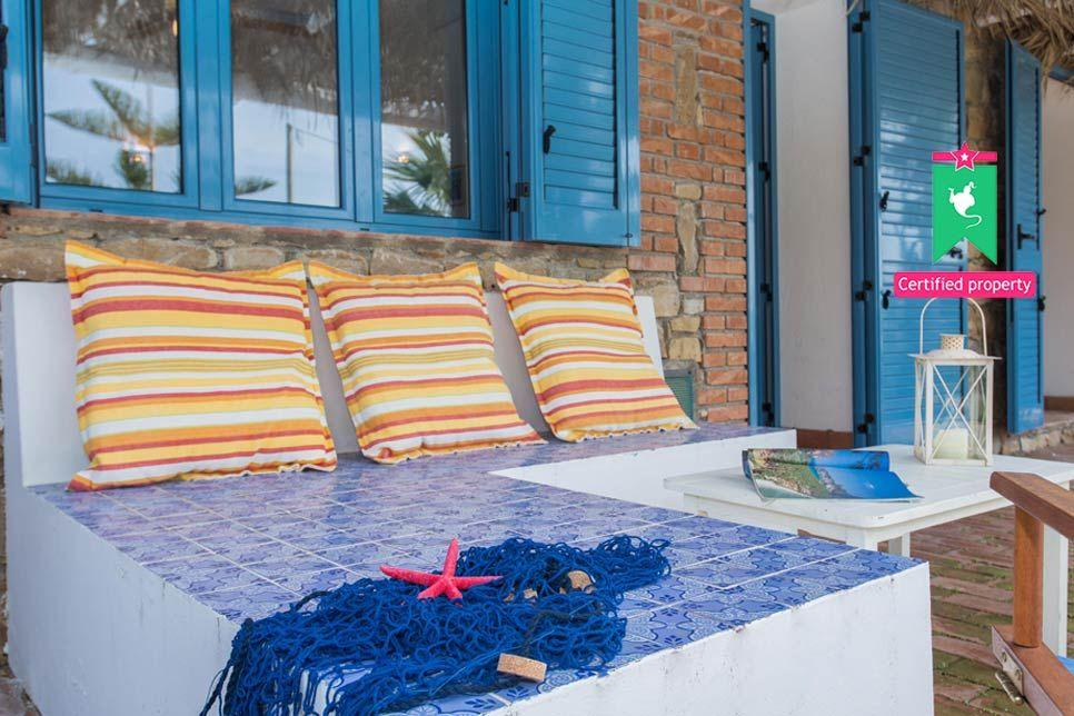 Starfish House Caronia 24040
