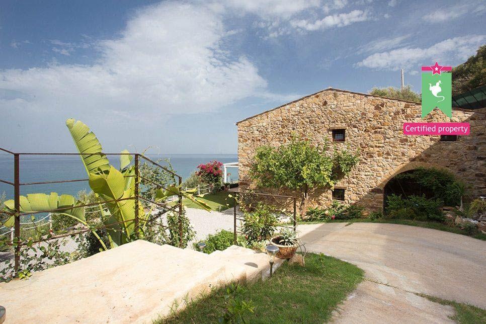 Villa La Playa Cefalu 14984