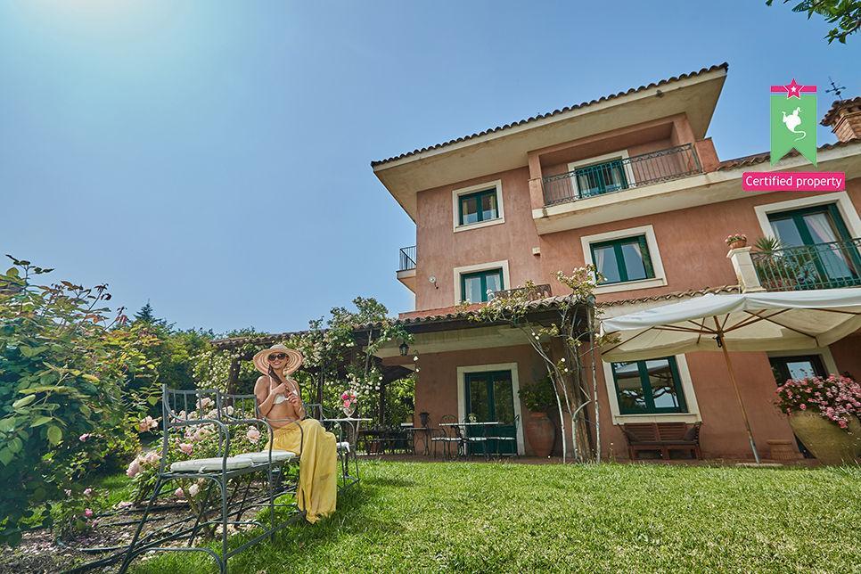 Villa Rosa Antica Trecastagni 24997