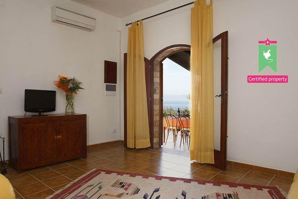 Villa del Poggio Scopello 15162
