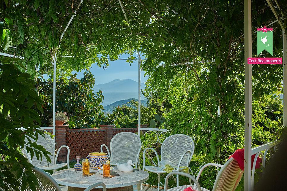 Villa Calipso Taormina 25445