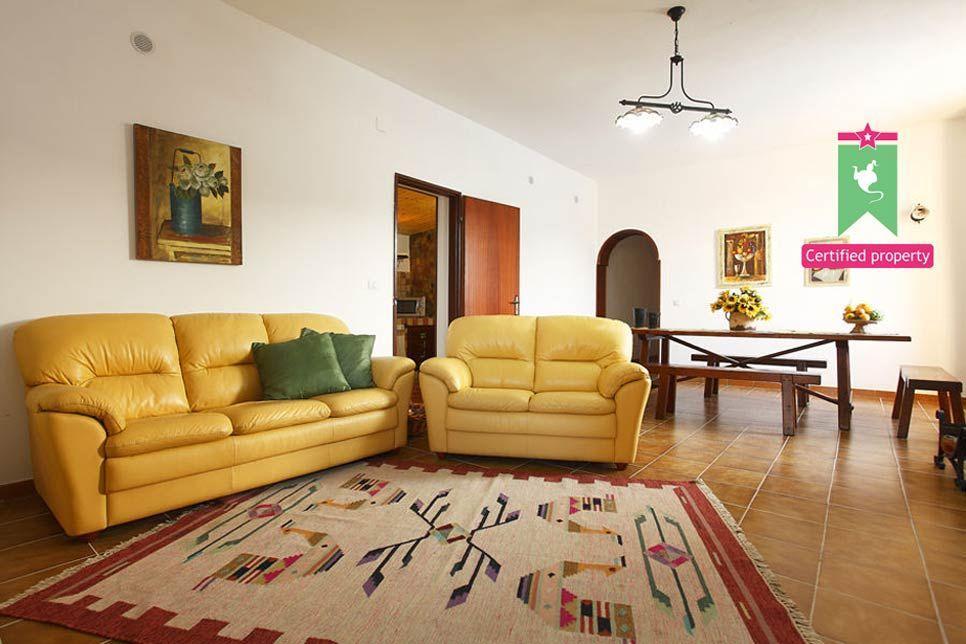 Villa del Poggio Scopello 15163