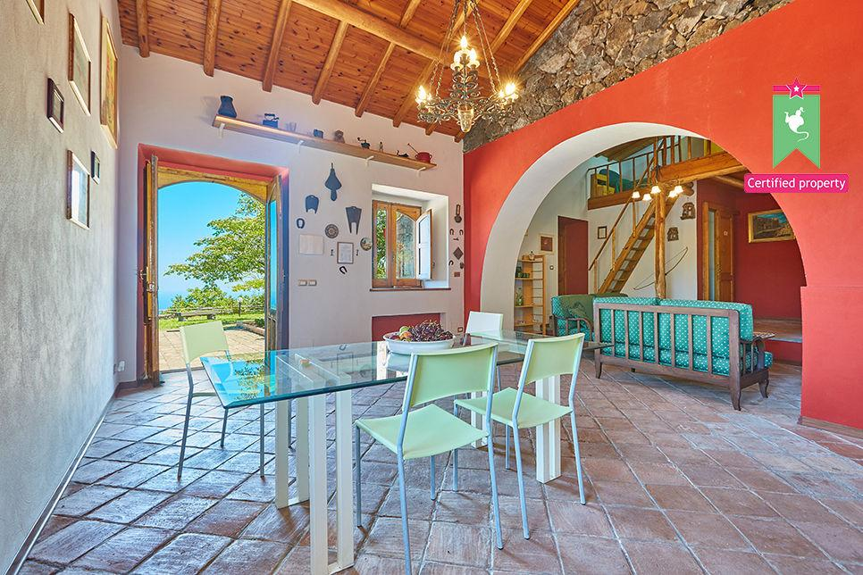 Casa Gialla & Tana Sant'Alfio 26059