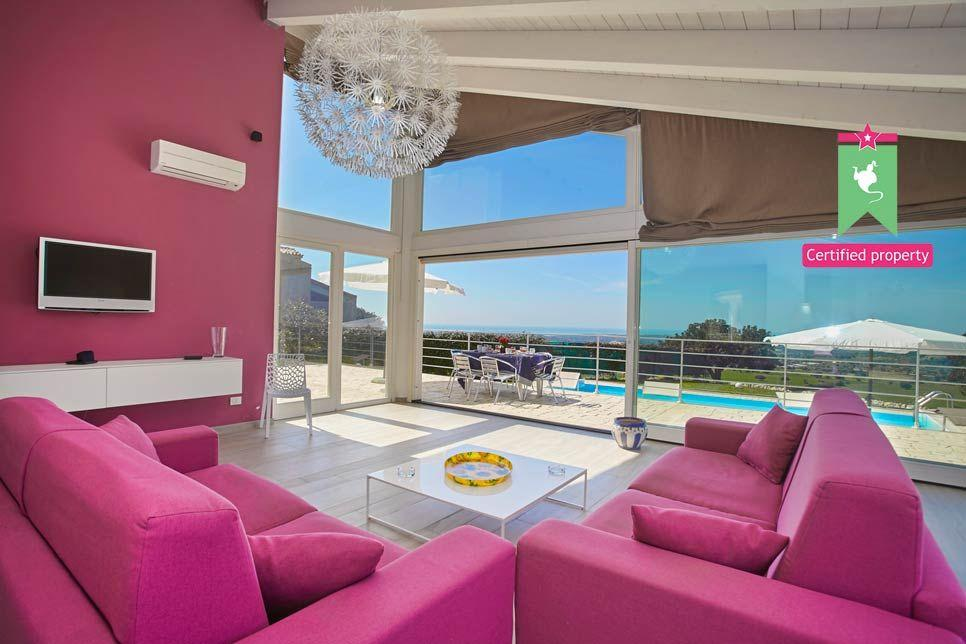 Villa Atena Ragusa 23709