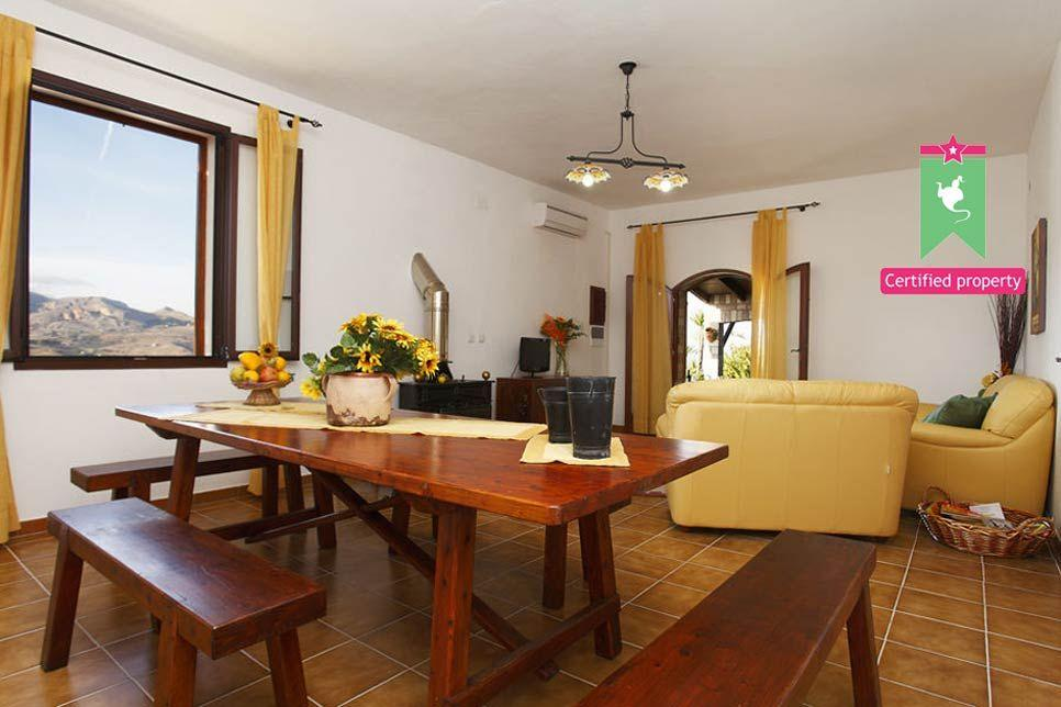 Villa del Poggio Scopello 15165