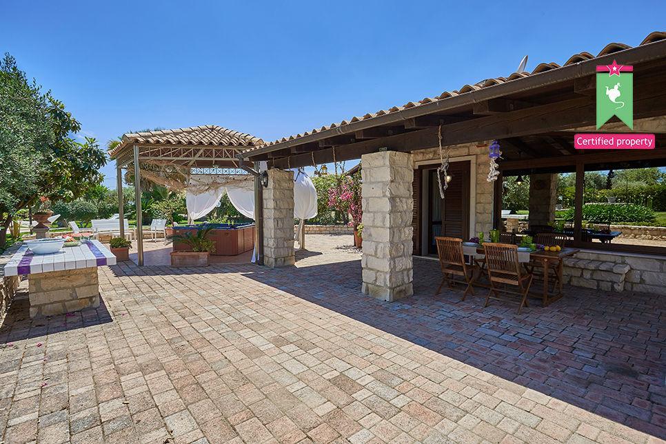 Casa del Carrubo Noto 25606