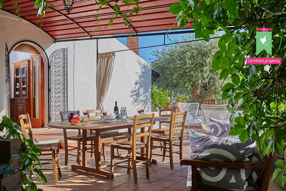 Villa Calipso Taormina 25542