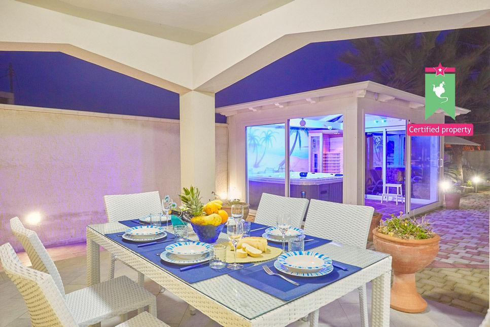 Villa Marea Pozzallo 24781