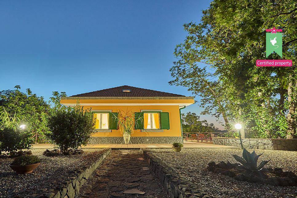 Le Case dell'Etna Sant'Alfio 26130
