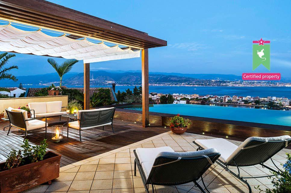 Villa Ghadir Messina 22970