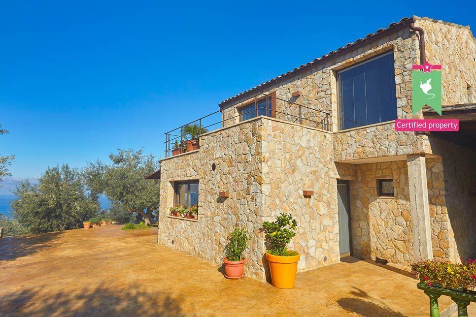 Villa Arte Mare Blue Cefalu 22244
