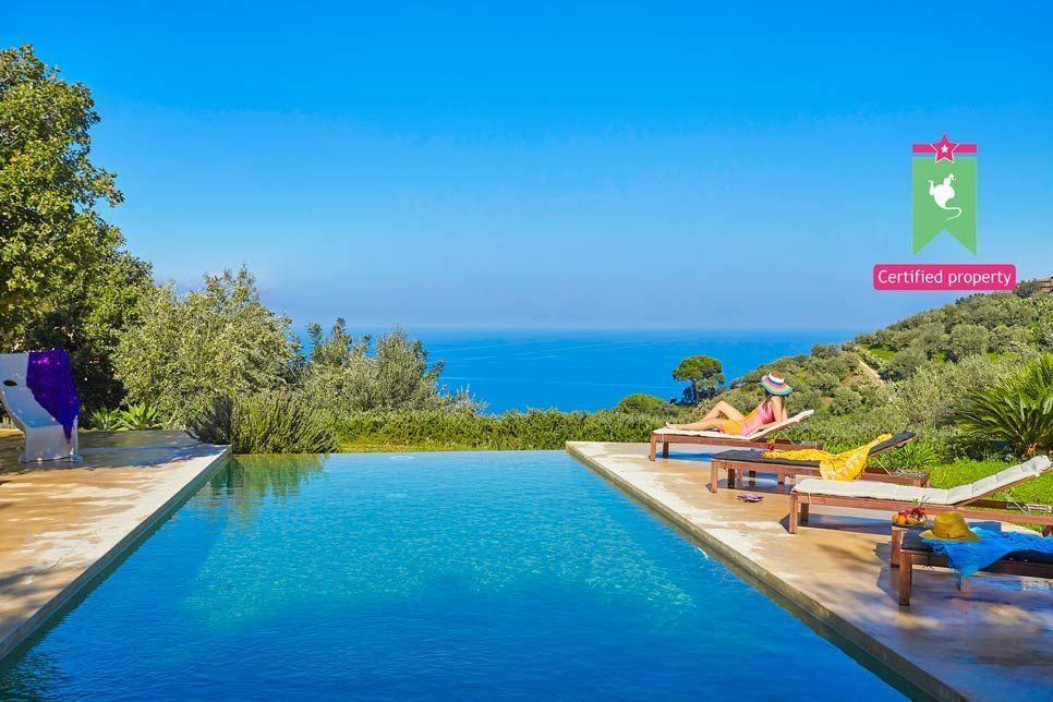 Villa Arte Mare Blue Cefalu 22247