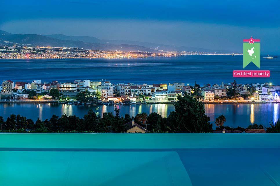 Villa Ghadir Messina 22974