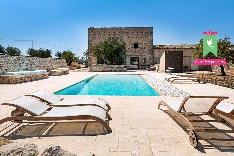 Villa Le Edicole Ragusa 15226