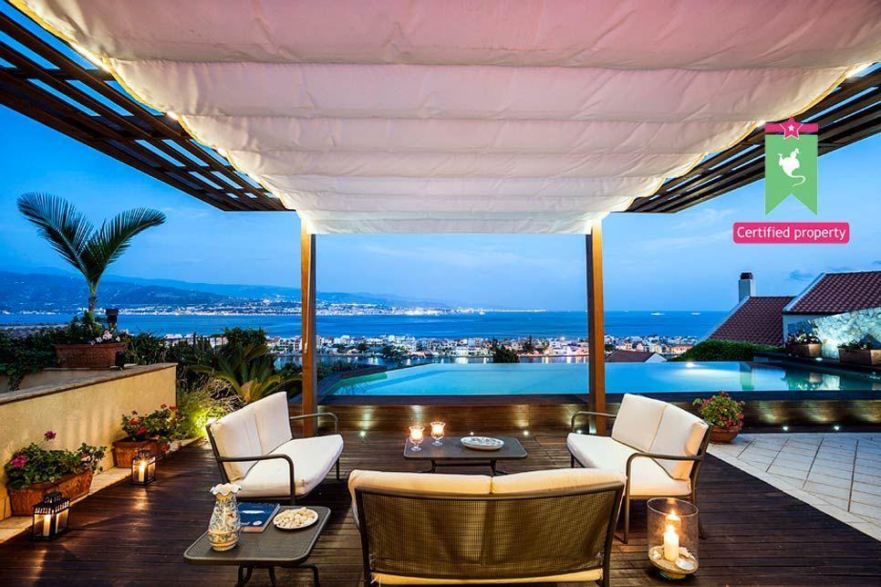 Villa Ghadir Messina 22967