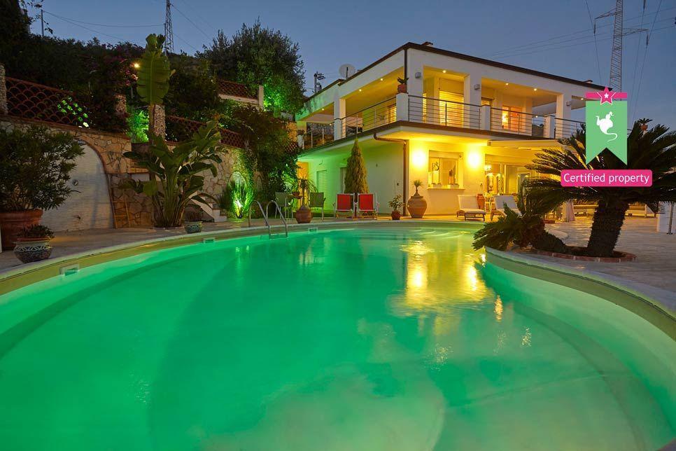 Villa Eloi Letojanni 22393