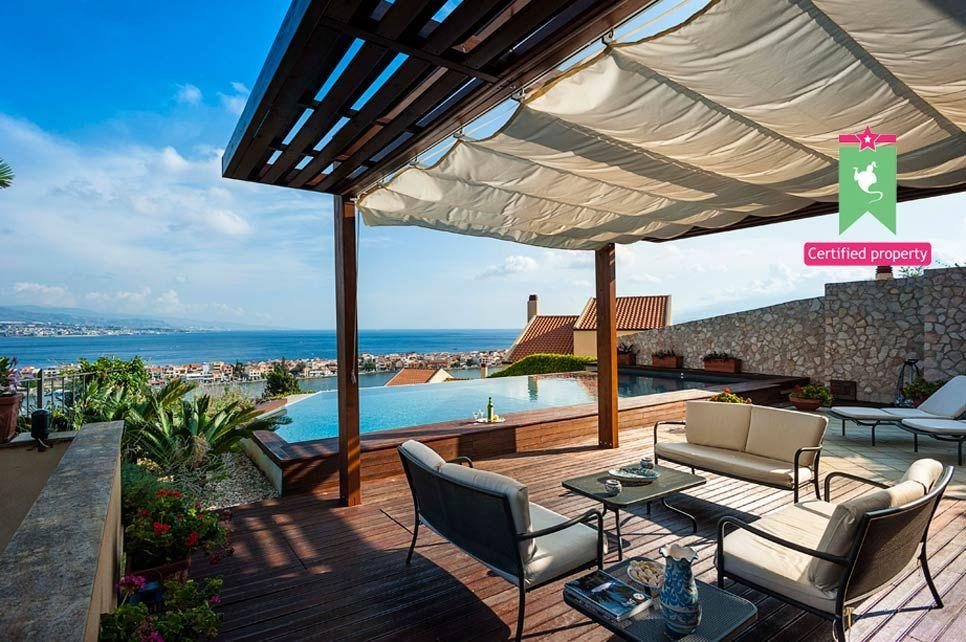 Villa Ghadir Messina 22980