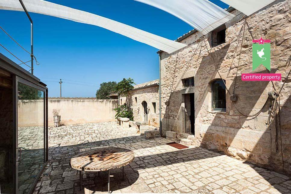 Villa Le Edicole Ragusa 15234