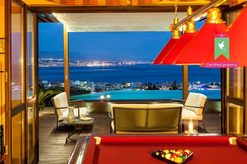 Villa Ghadir Messina 22976