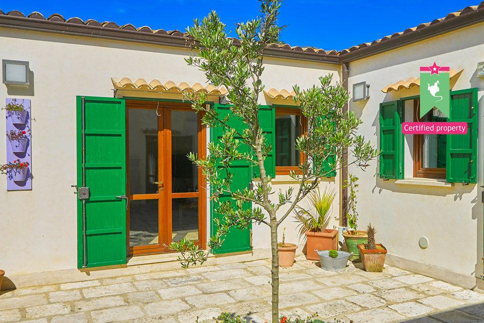 Villa Il Baglio Siciliano Alcamo 24303