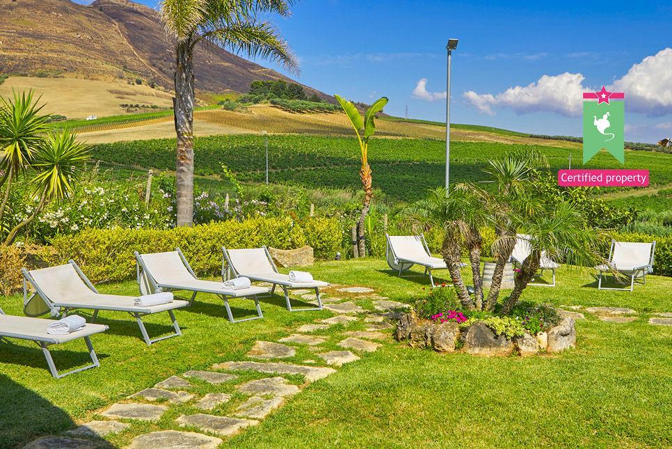 Villa Il Baglio Siciliano Alcamo 24304