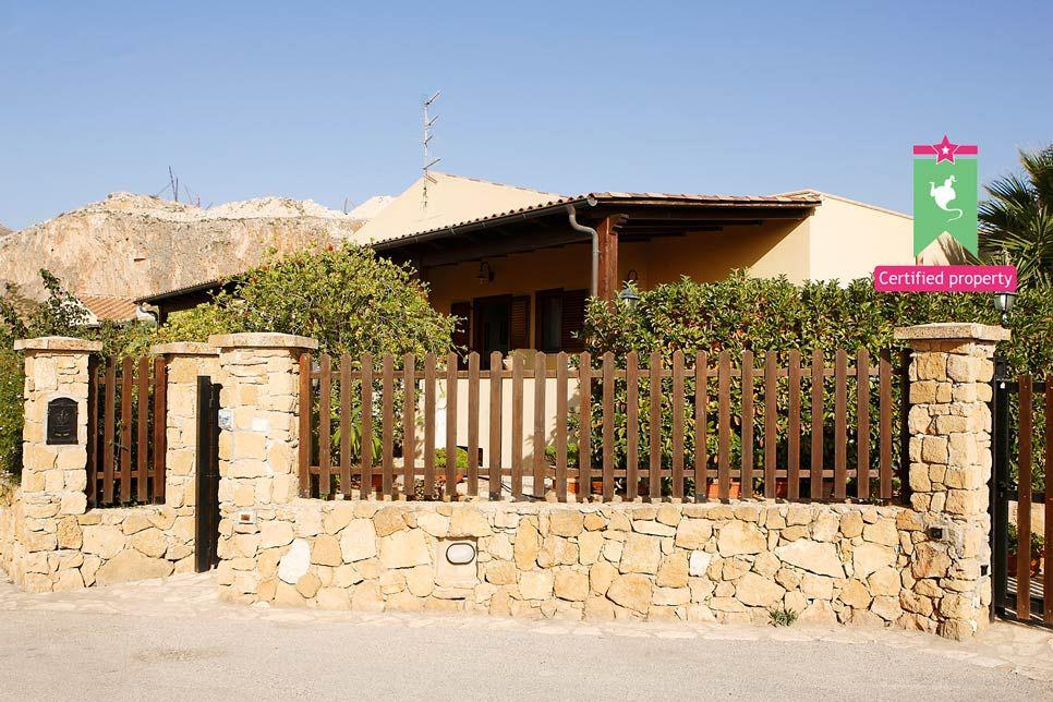 Villa Elisa Custonaci 14411