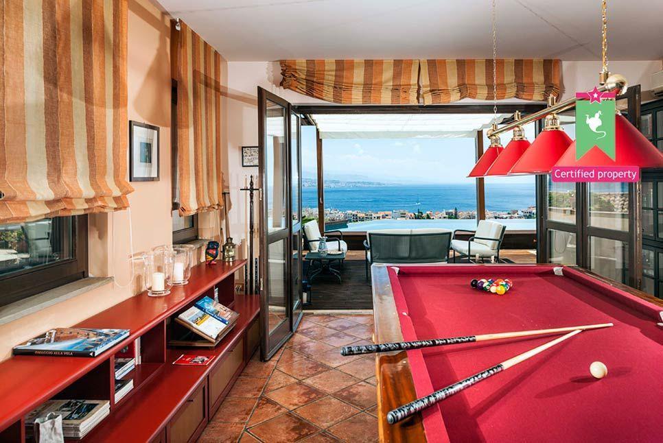 Villa Ghadir Messina 22978